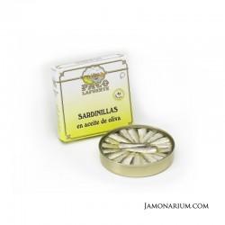 Sardinillas en aceite