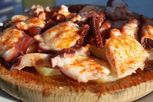 Agromar recette de poulpe galicien