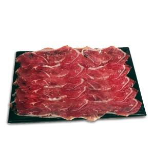 Bandeja de embutidos ibericos bellota, lomo, salchichon, chorizo