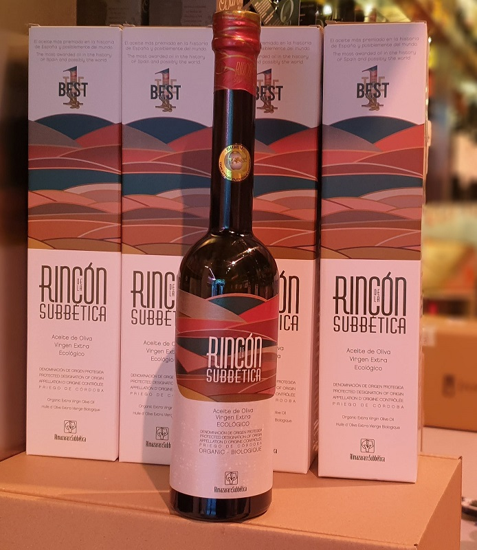 almazaras subbetica top quality olive oils