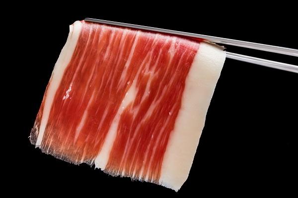 enlève ou manger graisse jambon ibèrique