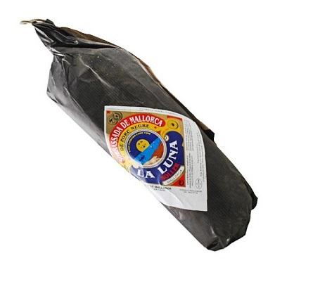 Sobrasada Majorque porc noir ecologique IGP