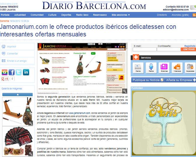 prema jamoanrium a diario de barcelona