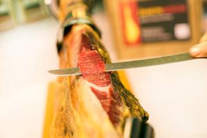 comprar jamon iberico bellota serrano Barcelona pata negra precio