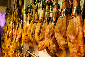 best ham shop Barcelona buy best Iberian bellota ham world