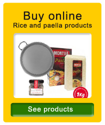 Rice and paella products