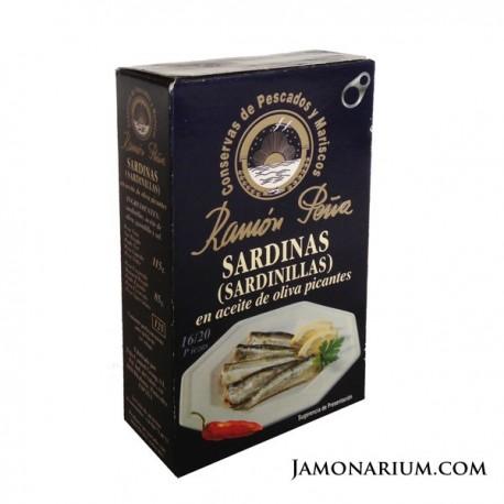 Sardinas picantes Ramón Peña