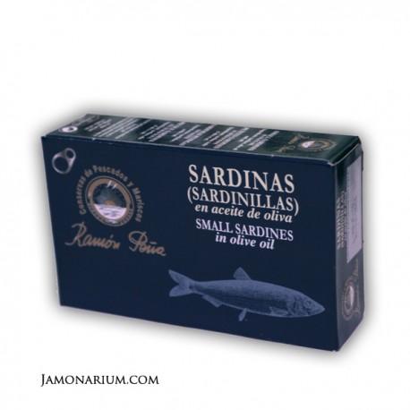 sardinas Ramón peña