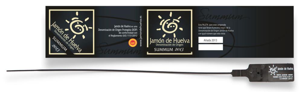certificación o designaciones de calidad de los jamones y paletas de Huelva Summum