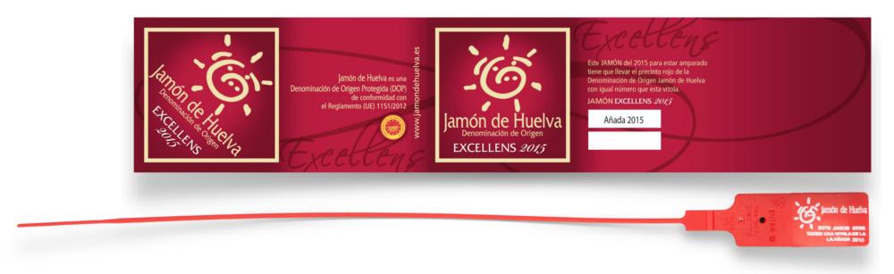 certificación o designaciones de calidad de los jamones y paletas de Huelva excellens