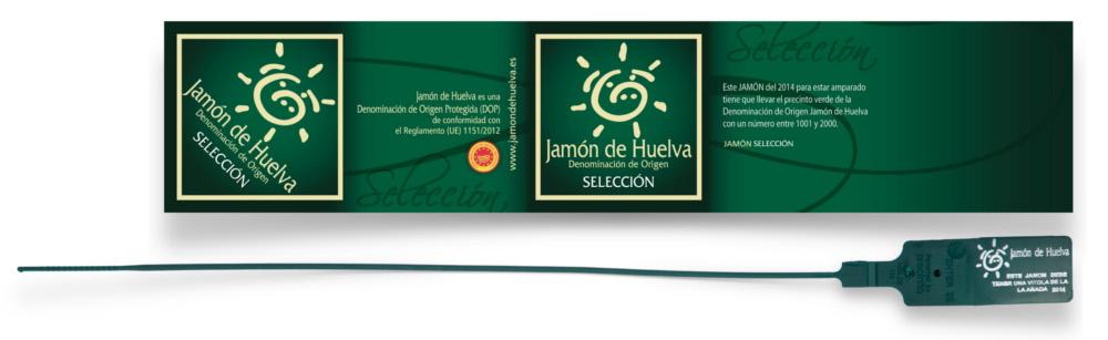 certificación o designaciones de calidad de los jamones y paletas de Huelva selección