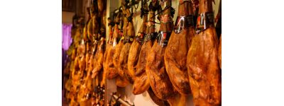 How many types of Iberian ham are there?