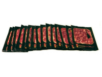 How long a vacuum-packed Iberian ham may be preserved?