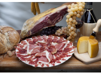 My Iberian Ham has a lot of fat, what does it mean? What I can do?
