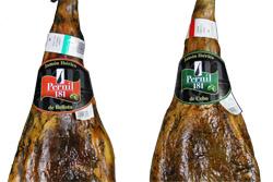 tipos de jamón iberico bellota pata negra cebo