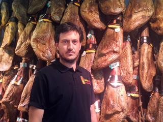 Iberian pata negra Bellota online shop