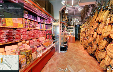 Mehr als 25 Jahre Erfahrung im Verkauf von spanischer Schinken