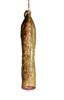 Salchichon iberico bellota trozos