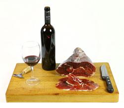 jamon iberico bellora deshuesado dieta mediterranea