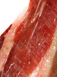 jamon jambon espagnol iberique iberico pata negra bellota entier